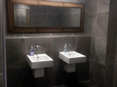 commercial bathroom renovation Sunshine Coast
