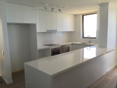 white kitchen renovation maroochydore
